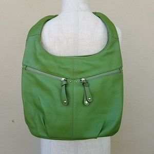 Tignanello Bags - Green tignanello purse